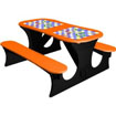Game Top Picnic Table