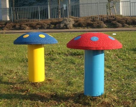 300mm Individual Mushroom Seat