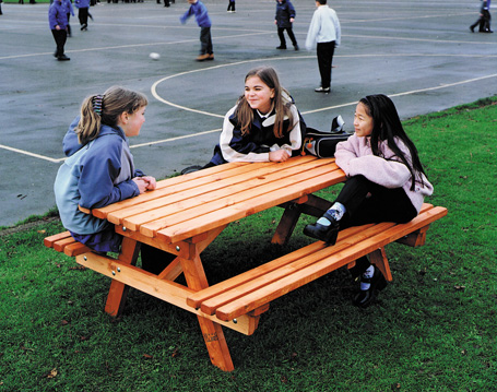 KS1 Picnic Bench