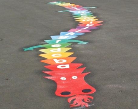 Alphabet-Dragon