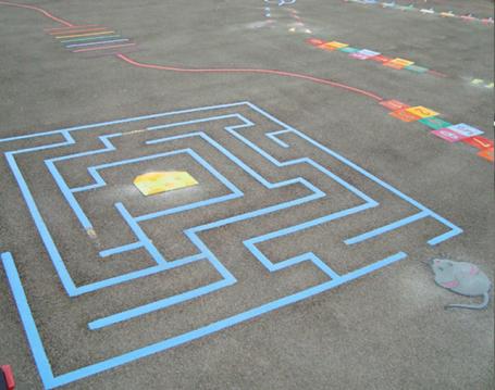 Cat-&-Mouse-Maze
