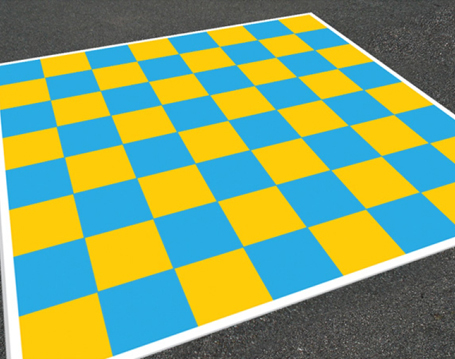 Chess-Board-Coloured