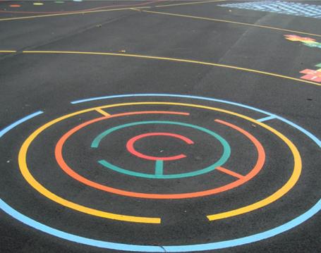 Circular-Maze
