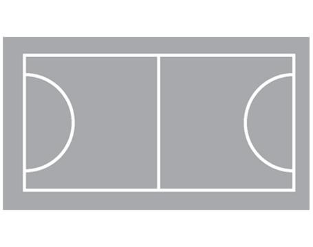 Handball-Court