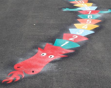 Number-Dragon