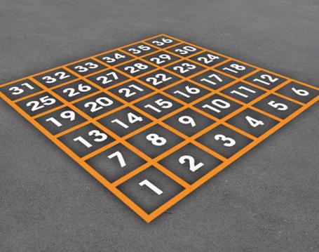 Number-Grid-1-36