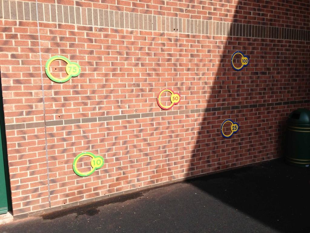 Wall Targets