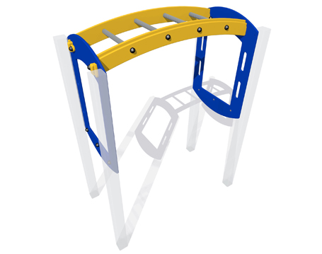 Monkey Bars Bridge Main