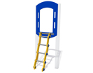 Sloping Link Ladder Feature