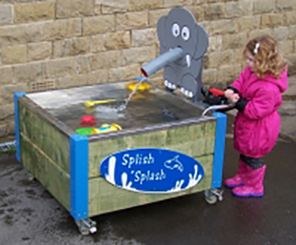 Elephant Water Play Unit