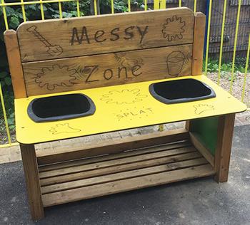 Messy Zone