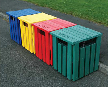 Recycle Waste Bin