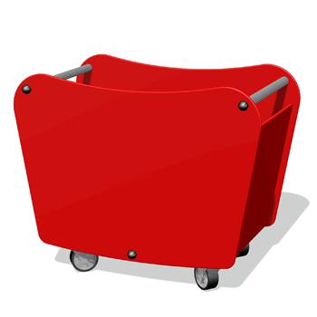Wheely Storage Cart