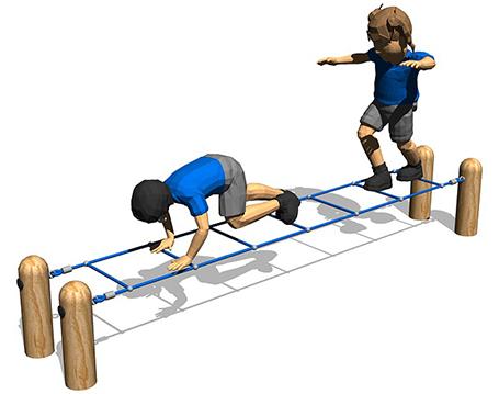 Net Ladder