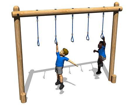 Overhead Trapeze
