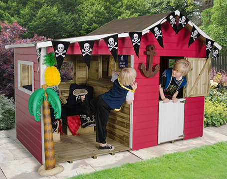 Basil Multi-Play Playhouse