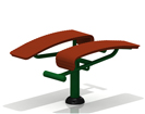 childrens double sit up bench thumb