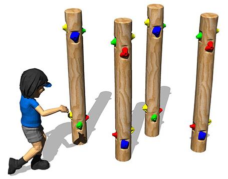 Climbing Poles