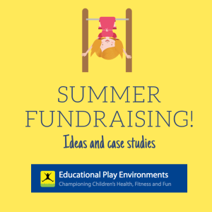 fundraising for school playgrounds