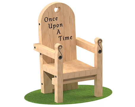 Once Upon a Time Chair