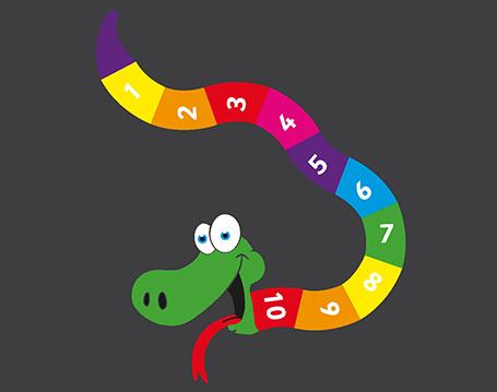 Snake 1-10
