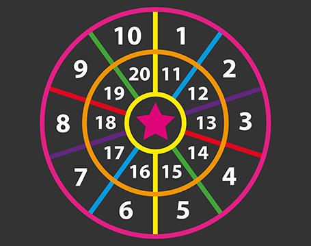 Target 1-20