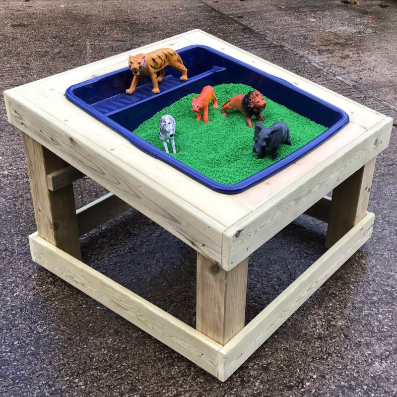 Inclined Activity Table